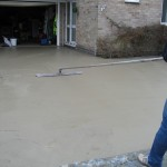 Floating the Concrete